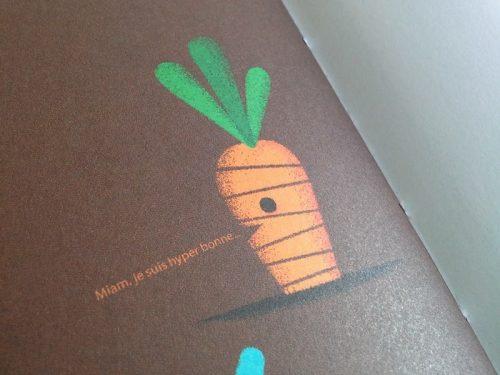 tout comme la carotte