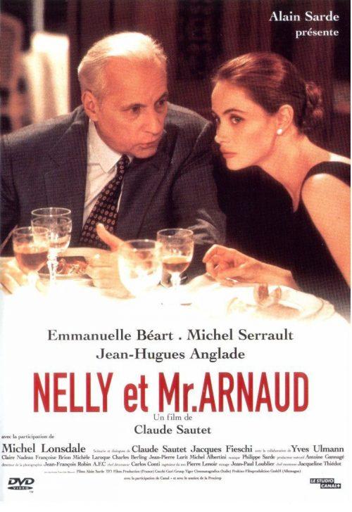 Nelly et Mr. Arnaud affiche