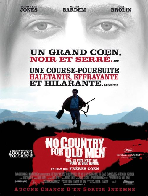 no country for old men affiche