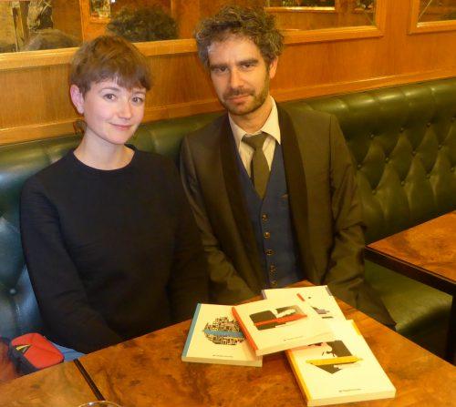 Playlist Society - Benjamin Fogel et Laura Fredducci