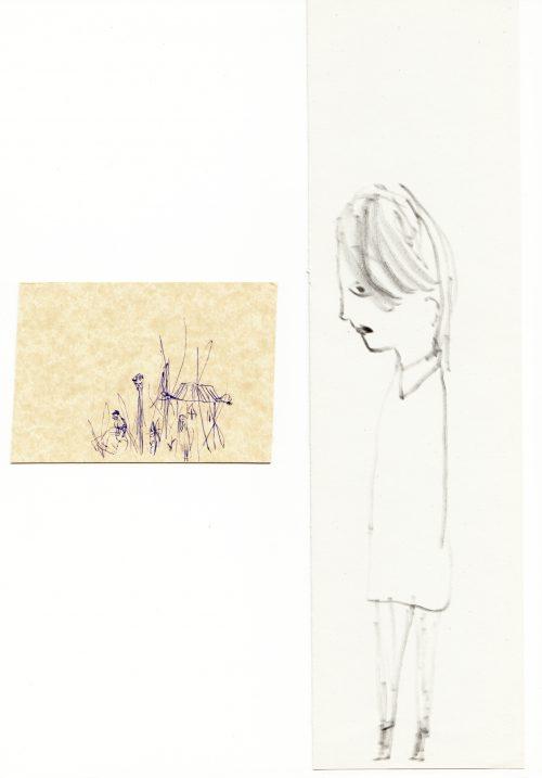 Dessins de Adrien Genty