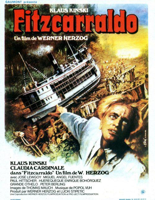 fitzcarraldo affiche