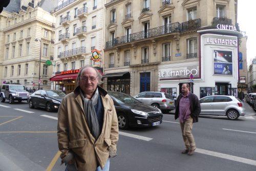 """Philippe Margotin, co-auteur avec Jean-Michel Guesdon de la série """"La totale"""" (Le Chêne / EPA)."""