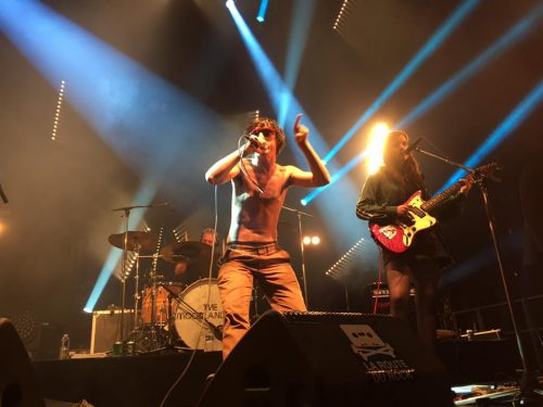 The Moonlandingz // Route du Rock // Alain Bib // 2017