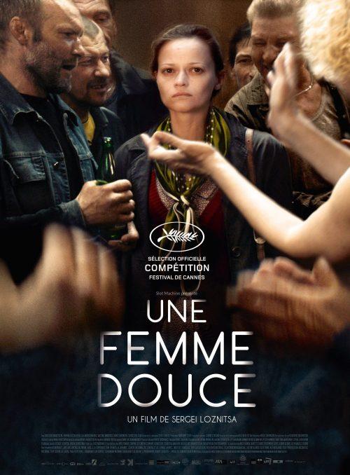 """Affiche du film """"Une femme douce"""" Sergei Loznitsa / Service presse """"Haut et Court"""""""
