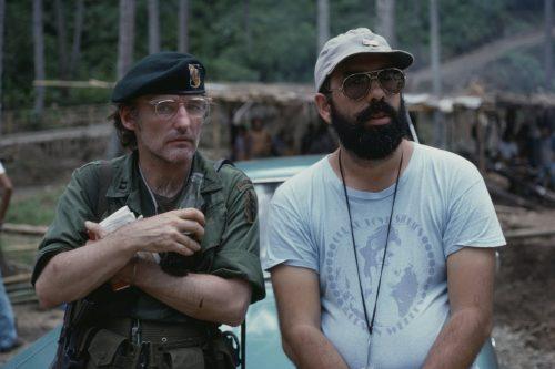 Francis Ford Coppola et Denis Hopper - Apocalypse Now (1979) // Zoetrope Studios