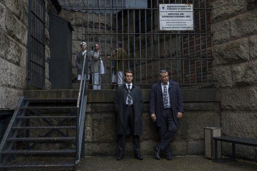 MINDHUNTER/Jonathan Groff/Holt McCallany/Netflix