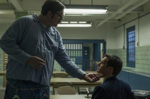 MINDHUNTER/Jonathan Groff/Cameron Britton/Netflix