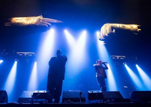 Run The Jewels / Pitchfork Festival 2017 / Vincent Arbelet