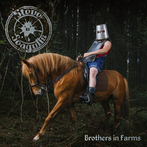 "L'album ""Brothers in Farms"" de Steve 'N' Seagulls // Spinefarm Records"