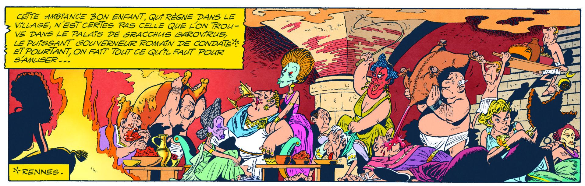 Credit : Editions Albet René