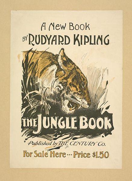le livre de la jungle Rudyard Kipling