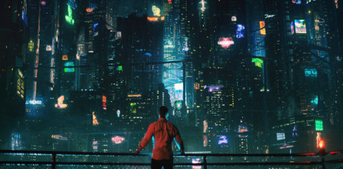 altered carbon - février en séries