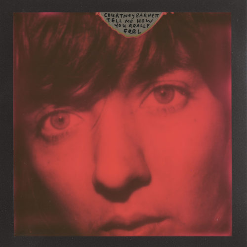 Courtney Barnett - pochette nouvel albm
