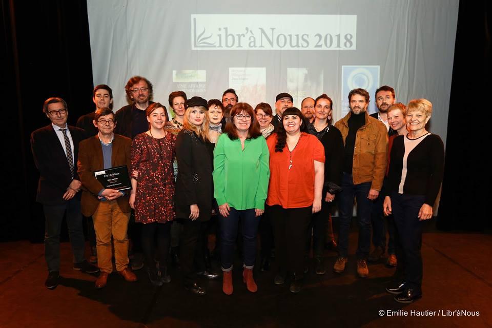 Prix Libr'à Nous 2018