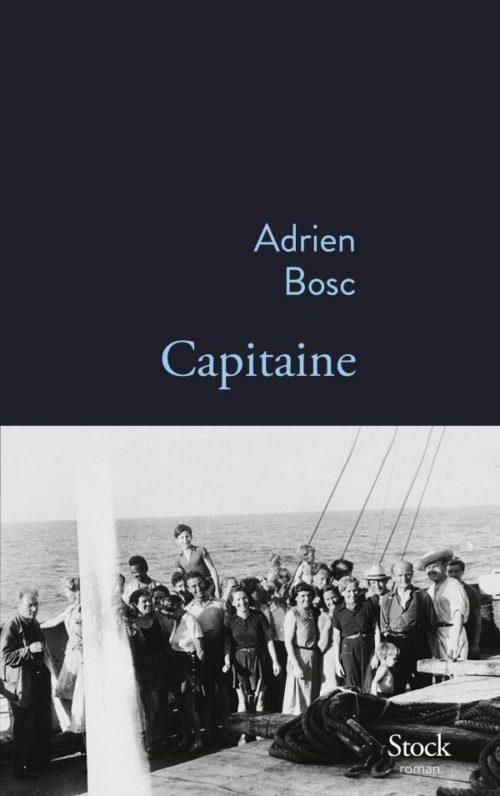 Capitaine Adrien Bosc