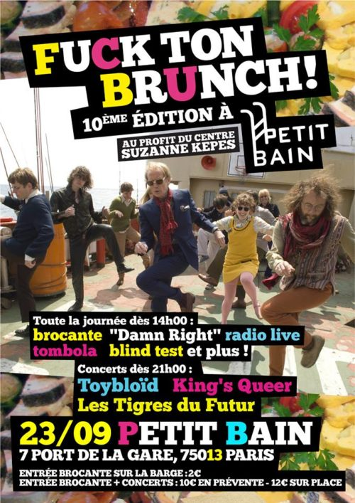 Fuck Ton Brunch