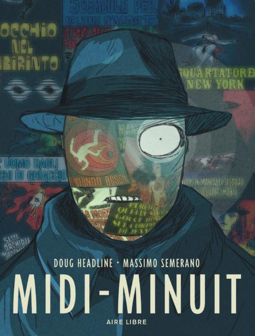 Midi-Minuit par Doug Headline Headline Semerano © Dupuis 2018