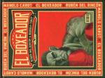 El Boxeador / Ruben Del Ricón et Manolo Carot / Les éditions du Long Bec