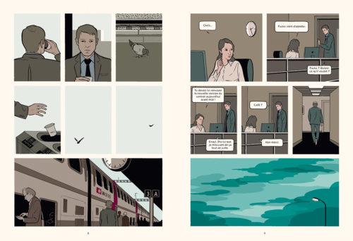 Superman - Gion Capeder – Éditions Sarbacane